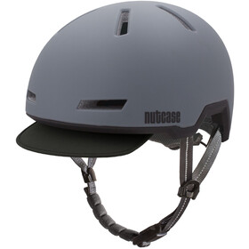 Nutcase Tracer casco per bici grigio